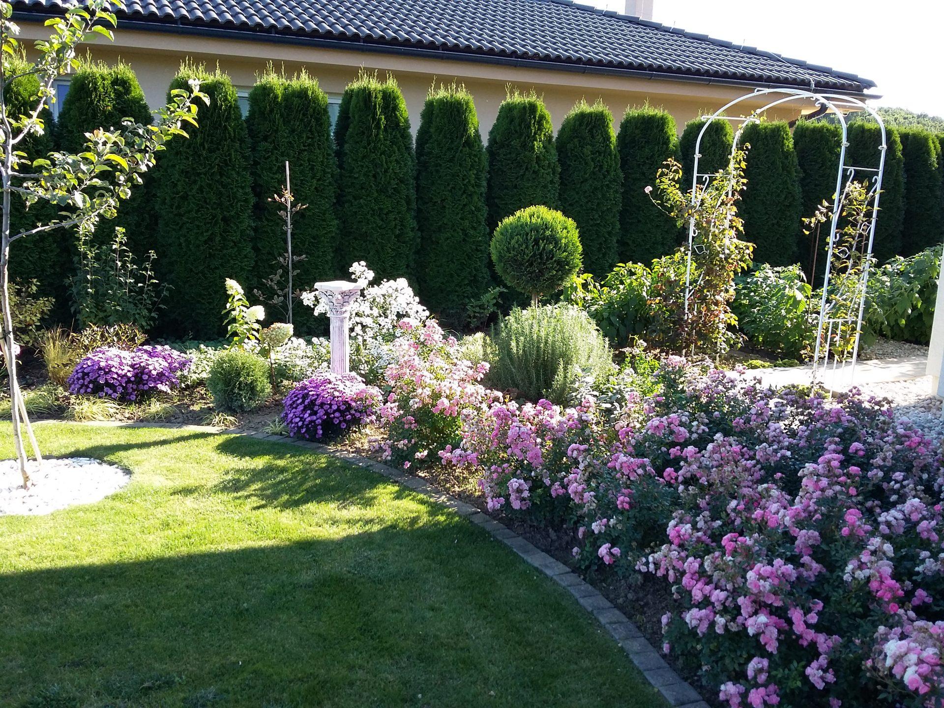 Doplnky v záhrade